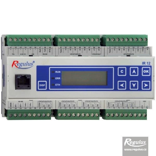 heating-solar-controller