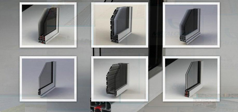 various-aluminium-profiles